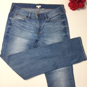 J Crew Stretch Jeans
